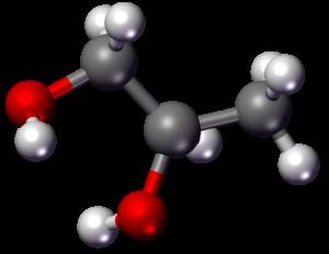PropyleneGlycol-stickAndBall